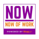 NOW of Work logo