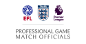 Professional Game Match Officials logo