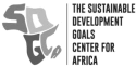 The Sustainable Development Goals Center for Africa logo