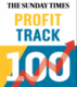 The Sunday Times Profit Track 100 logo