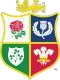 The British and Irish Lions logo