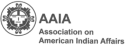 Association on American Indian Affairs logo