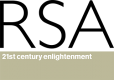 Royal Society for the encouragement of Arts, Manufactures and Commerce (RSA) logo