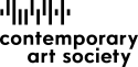 The Contemporary Art Society logo