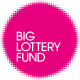 The  BIG Lottery Fund logo