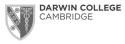 Darwin College, Cambridge University logo