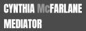 Miss McMediator logo