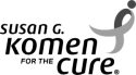The Susan G. Komen Cancer Breast Cancer Foundation Inc logo