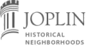 Joplin Historical Neighborhoods logo