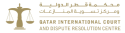 Qatar International Court and Dispute Resolution Centre logo