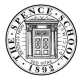 The Spence School logo