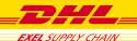 DHL Exel Supply Chain logo