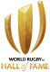 World Rugby Hall of Fame logo