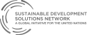 United Nations' Sustainable Development Solutions Network logo
