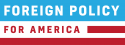 Foreign Policy For America logo
