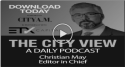 The City View podcast logo