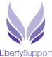 Liberty Support logo