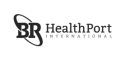 BR HealthPort International logo