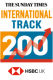 The Sunday Times International Track 200 Awards logo
