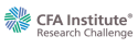 CFA Institute Research Challenge logo