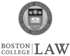 Boston College Law School logo
