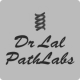 Dr Lal Pathlabs logo