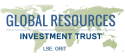 Global Resources Investment Trust logo