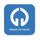 The Proof of Trust logo