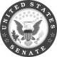 United States Senate logo