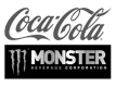 The Coca-Cola & Monster Beverages Corp. logo