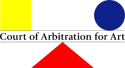 Court of Arbitration for Art (CAfA) logo