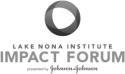 Lake Nona Institute Impact Forum logo