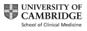 University of Cambridge Clinical School logo