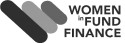 Women in Fund Finance's First Annual Contribution Award logo