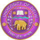 University of Delhi logo