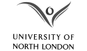 University of North London logo